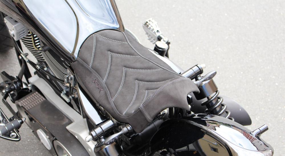 Harley Davidson Custom on Sportster Performance